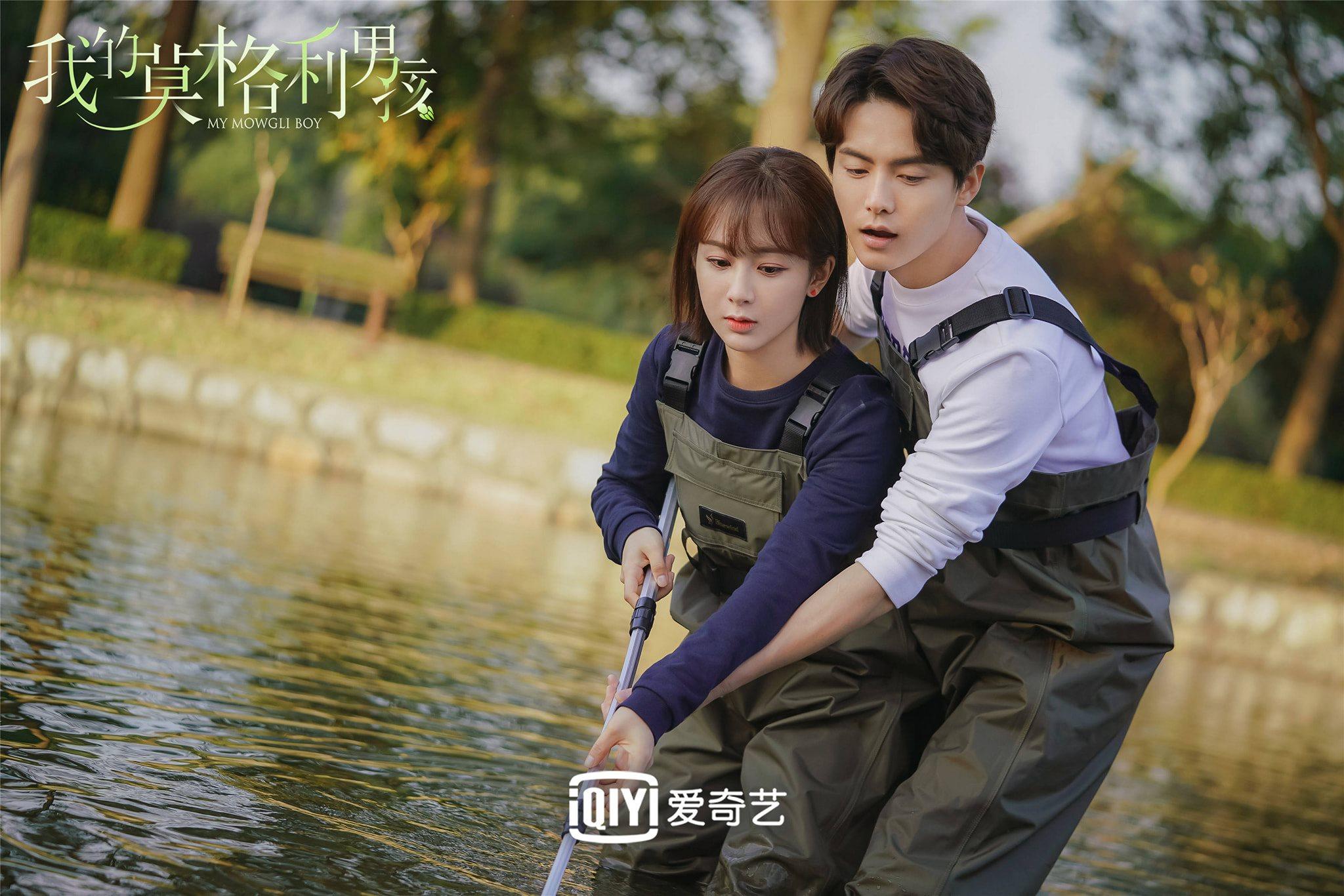 'Chàng trai Mặc Cách Ly của tôi' tung trailer hài hước, Dương Tử - Mã Thiên Vũ đẹp đôi 10