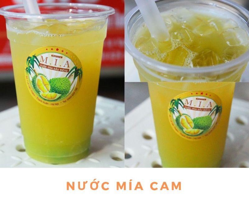 Nước mía sầu riêng – thức uống 'lạ tai' giải nhiệt nắng nóng ngày hè 3