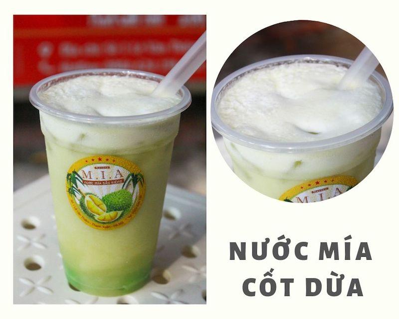 Nước mía sầu riêng – thức uống 'lạ tai' giải nhiệt nắng nóng ngày hè 4
