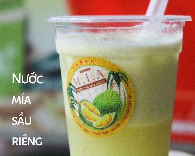 Nước mía sầu riêng – thức uống 'lạ tai' giải nhiệt nắng nóng ngày hè 5