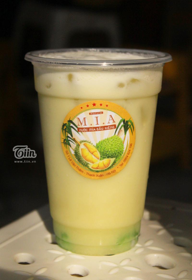 Nước mía sầu riêng – thức uống 'lạ tai' giải nhiệt nắng nóng ngày hè 9