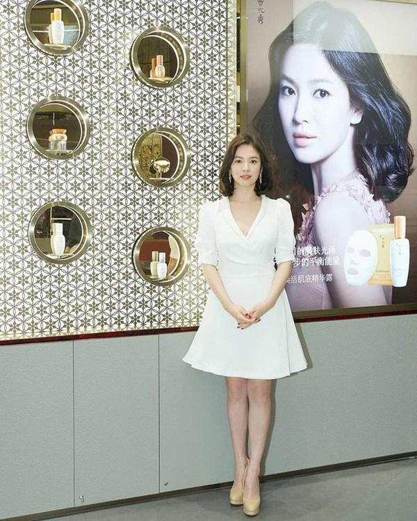 'Bắt mạch' 2 mẹo 'hack dáng' hay ho của Song Hye Kyo qua phong cách thời trang dự sự kiện 1