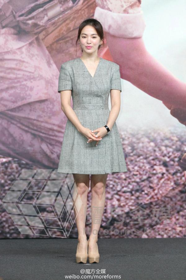 'Bắt mạch' 2 mẹo 'hack dáng' hay ho của Song Hye Kyo qua phong cách thời trang dự sự kiện 2