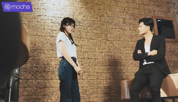 'Mỹ nhân chiến' (Tập 11): Quỳnh và Khuê may mắn thoát khỏi hình phạt bị đình chỉ học 4