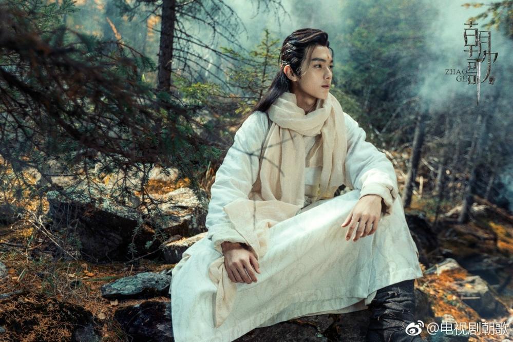 Trong phim, Dương Tiễn đem lòng yêu Tô Đắc Kỷ nhưng người nàng có tình cảm lại là Trụ Vương