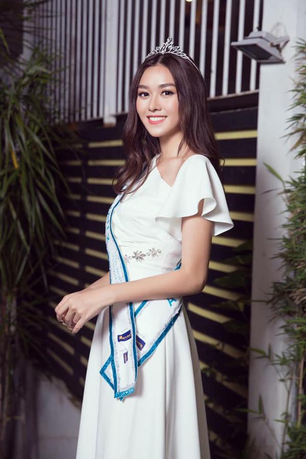 Á hậu Tường San chính thức đại diện Việt Nam tham gia Miss International 2019 3