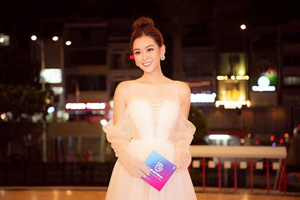 Á hậu Tường San gây thương nhớ với vẻ đẹp ngọt ngào, gương mặt không góc chết 4