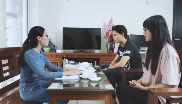 'Mỹ nhân chiến' (tập 12): Vì thích Quỳnh, Vũ không ngại đối đầu với bà chị họ khó tính của Quỳnh 8
