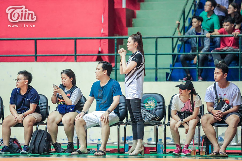 Bà bầu Tracy Thư Lương: 'Chúng tôi thua trong vinh quang và có quyền ngẩng cao đầu' 2