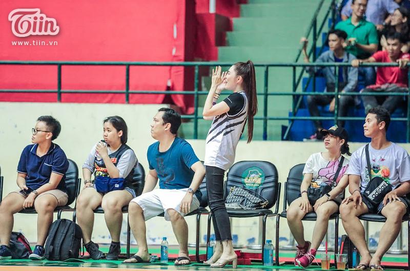 Bà bầu Tracy Thư Lương: 'Chúng tôi thua trong vinh quang và có quyền ngẩng cao đầu' 1