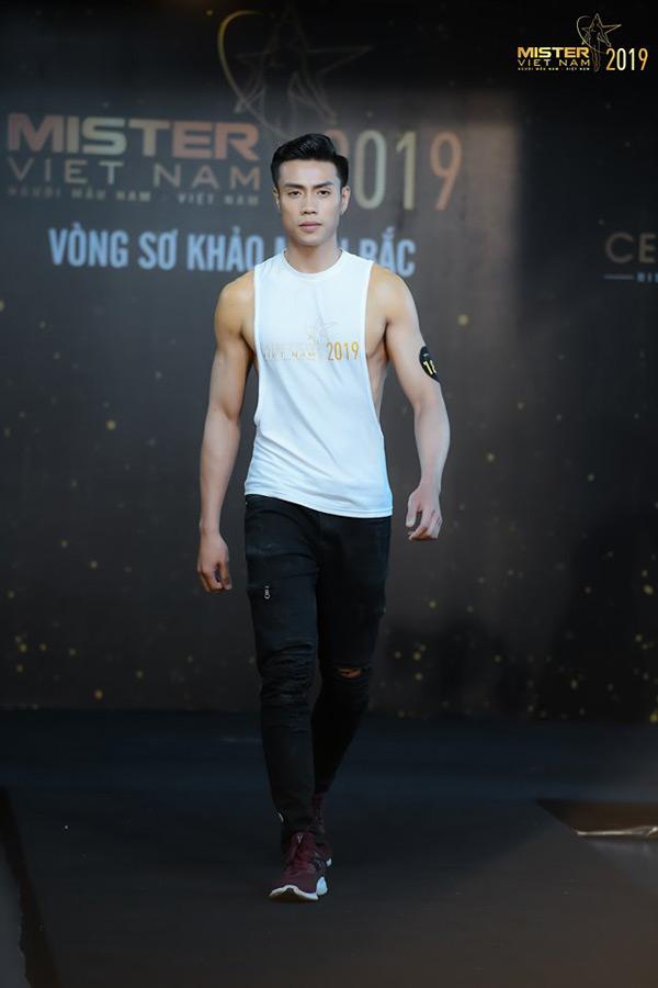 Hành trình giảm 25kg từ gã bụng phệ đến nam thần 6 múi của thí sinh Mister Việt Nam 2019 2
