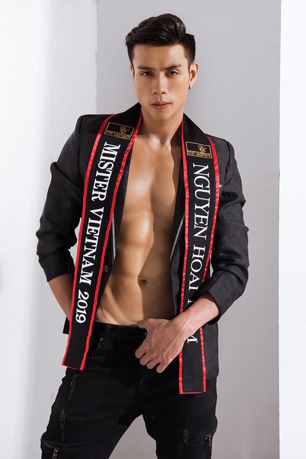 Hành trình giảm 25kg từ gã bụng phệ đến nam thần 6 múi của thí sinh Mister Việt Nam 2019 3