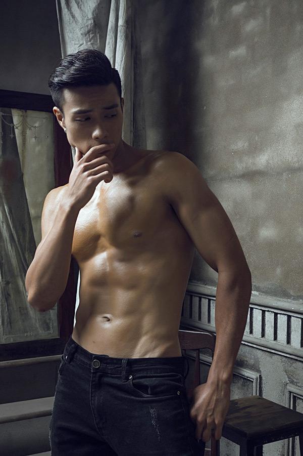 Hành trình giảm 25kg từ gã bụng phệ đến nam thần 6 múi của thí sinh Mister Việt Nam 2019 4