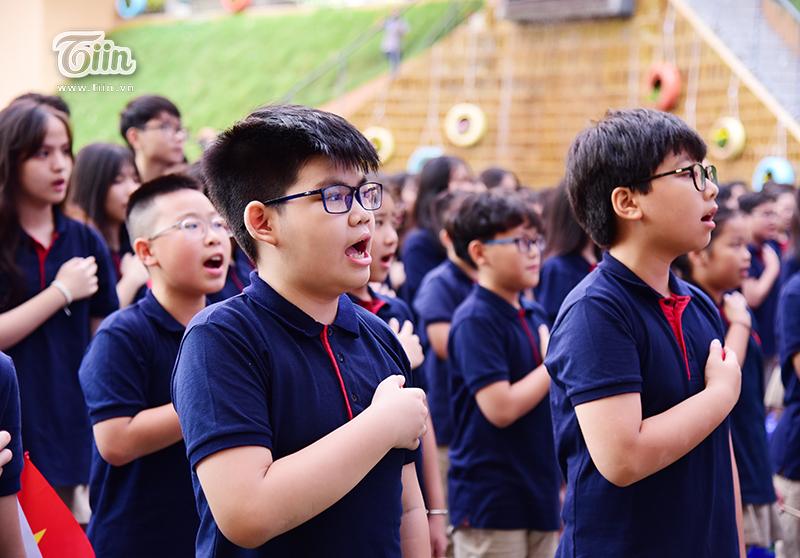 'Lễ khai giảng Nguyệt Linh': Không bóng bay, ngập tràn thông điệp bảo vệ môi trường 1