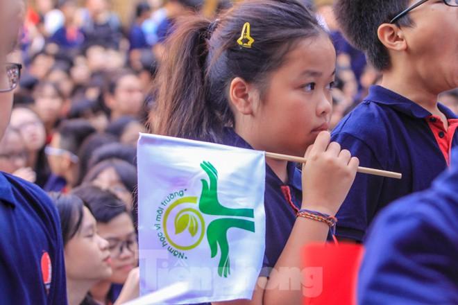 'Lễ khai giảng Nguyệt Linh': Không bóng bay, ngập tràn thông điệp bảo vệ môi trường 6