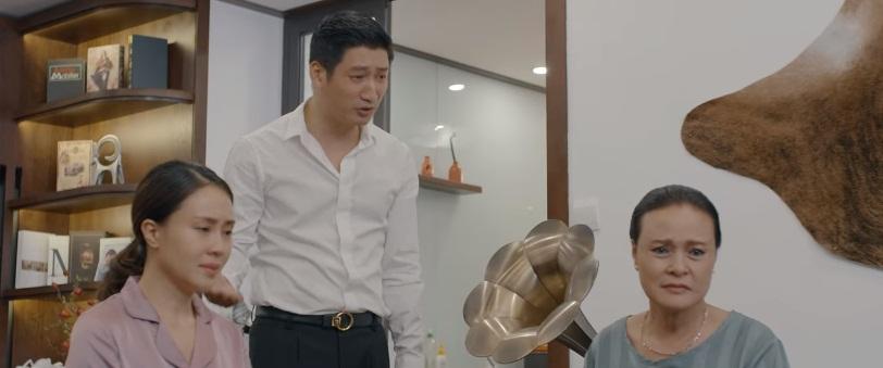10 câu chì chiết vợ của Thái trong 'Hoa hồng trên ngực trái' khiến các cô gái chỉ muốn ế luôn cho rồi! 8