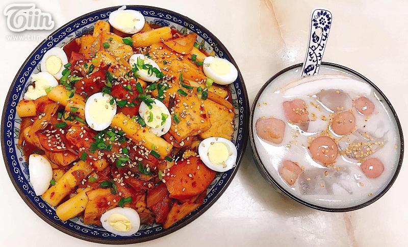 Đồ ăn Hàn Quốc, Nhật Bản,... cô gái 9X đều có thể nấu
