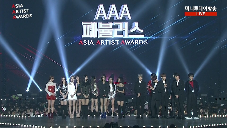 Mang tiếng vinh danh nghệ sĩ châu Á nhưng thực chất AAA chủ yếu vinh danh nghệ sĩ Hàn Quốc và quảng bá làn sóng Hallyu ra quốc tế.