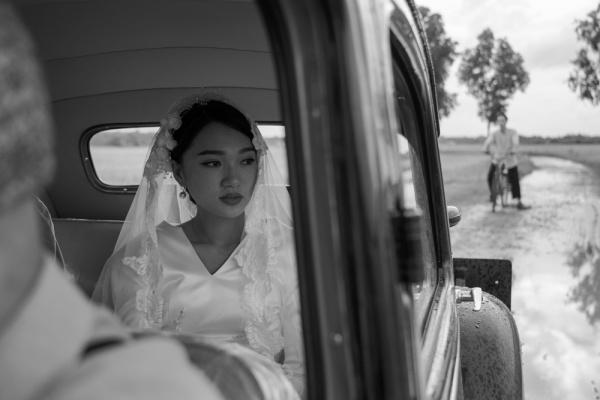 Hóa ra trùm cuối trong MV 'Vạn sự tùy duyên' của Quốc Thiên là 'Hot girl ống nghiệm' Lan Thy 3