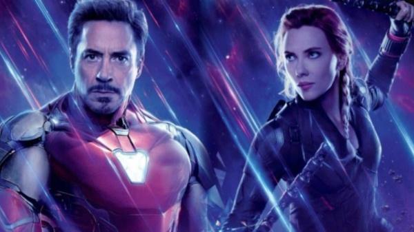 Tony Stark và Black Widow đều hy sinh trongAvengers: Endgame.
