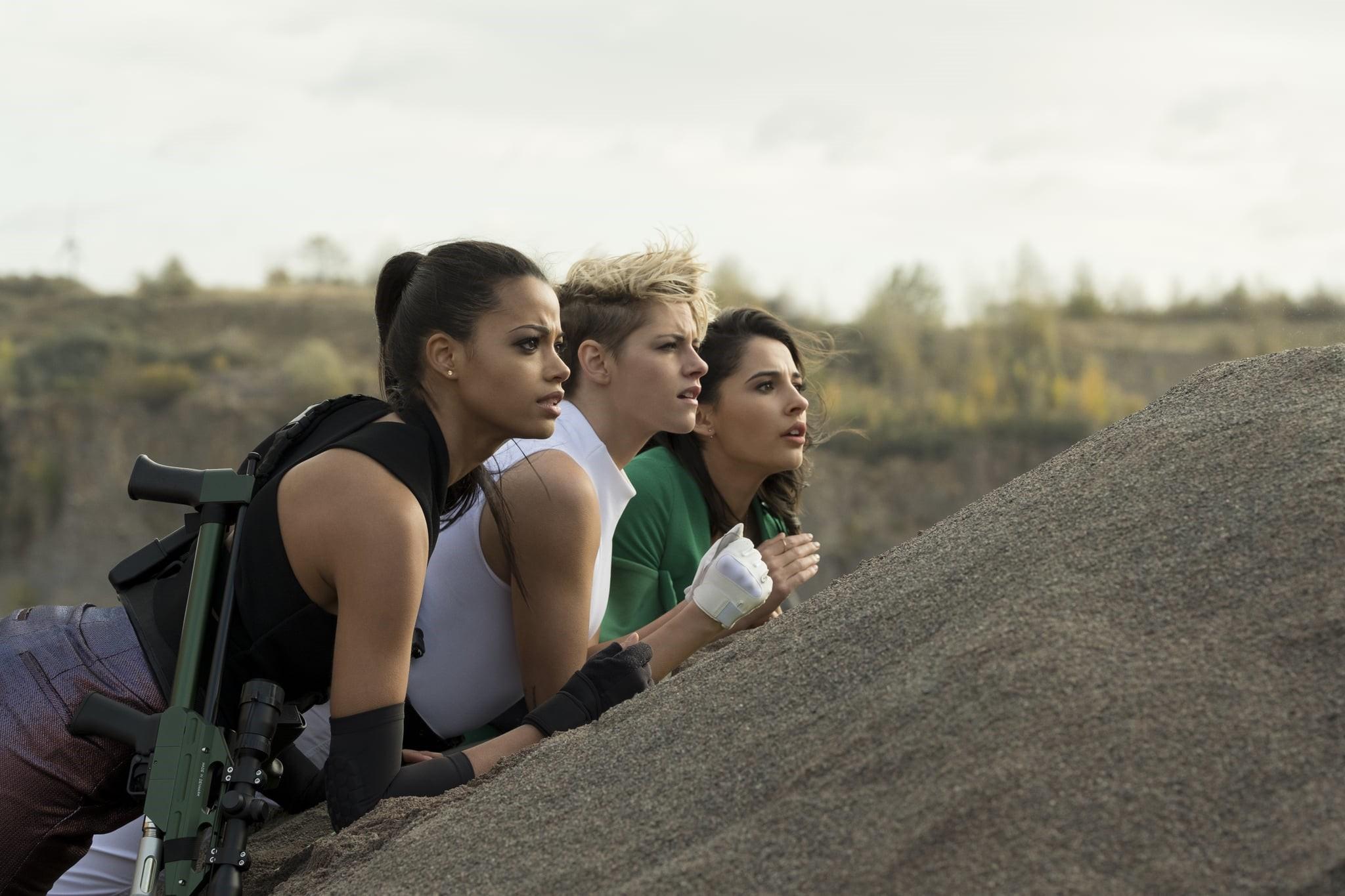 Ariana Grande, Miley Cyrus và Lana Del Rey gây bão với nhạc phim mới của 'Charlie's Angels' 5