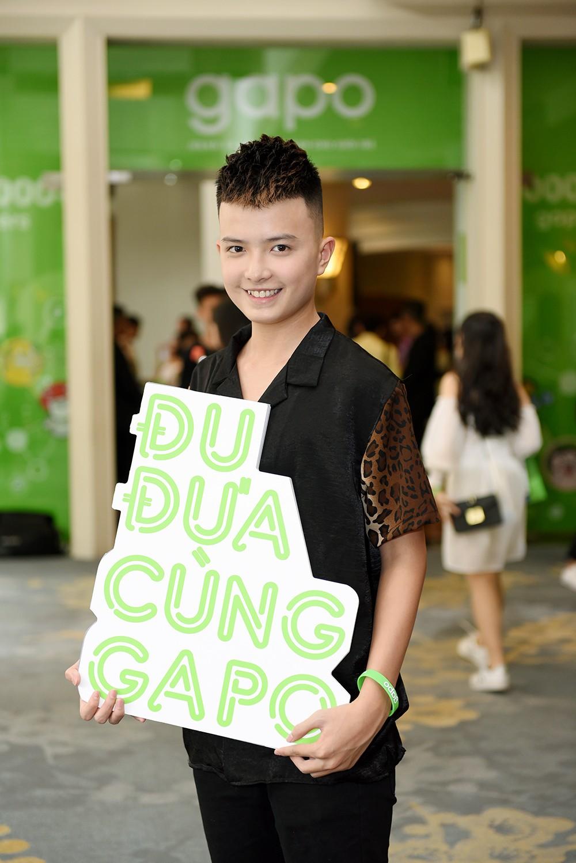 Nhiều hot teen góp mặt trong sự kiện mạng xã hội Gapo cán mốc 2 triệu người dùng 1
