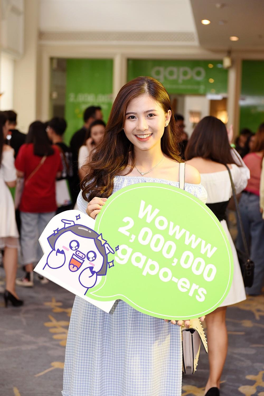 """21 ngày thử thách """"500 Face Plus đồng hành cùng mạng xã hội Gapo"""" cũng là chương trình thử nghiệm của Gapo cho Chính sách chia sẻ lợi nhuận với người dùng dựa trên sự sáng tạo về nội dung và lượng tương tác."""