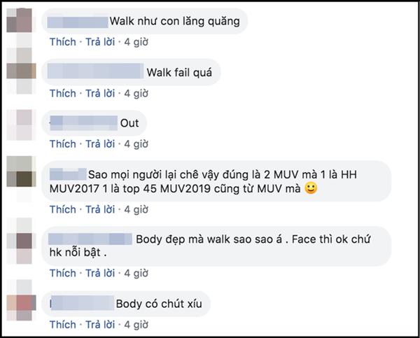 Ý kiến trái chiều củanetizen về clip catwalk của Tường Linh.