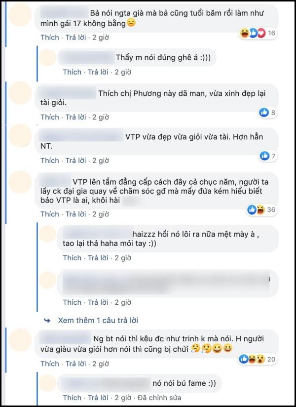 Ngọc Trinh - Vũ Thu Phương khẩu chiến, netizen: 'Ai chứ so với Vũ Thu Phương thì Ngọc Trinh không có tuổi!' 4