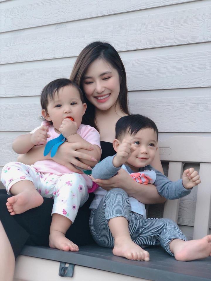 Dù nhớ Việt Nam nhưng Hương Tràm vẫn cảm thấy rấtthoái mái với cuộc sống mới