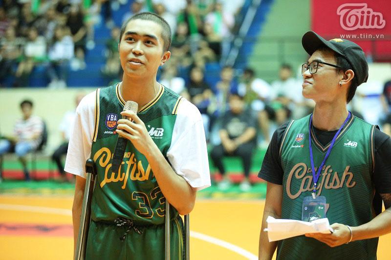 Nguyễn Thanh Tùng trở thành cầu thủ số 11 ra sân trong đội hìnhCantho Catfish