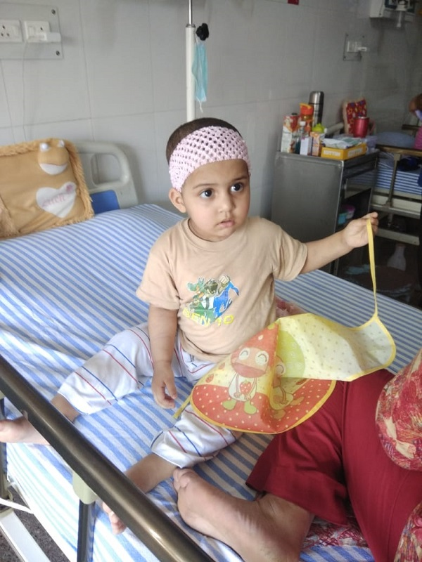 Đôi vợ chồng giúp đỡ hơn 1200 trẻ em mắc bệnh bạch cầu có cơ hội được điều trị 3