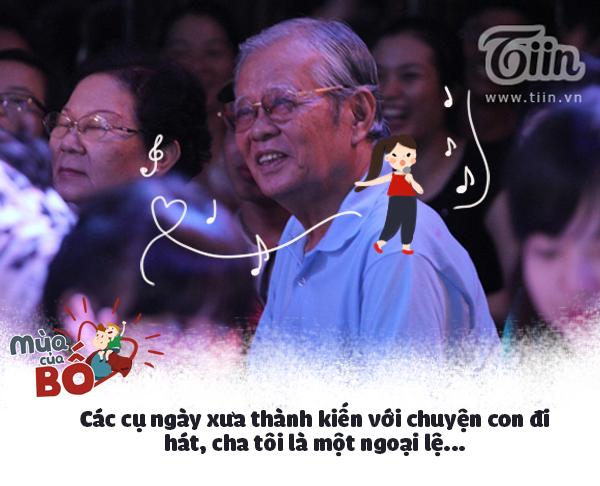 Mùa của bố: Thu Minh - Cha đợi tôi trước cửa vũ trường hàng đêm... 2