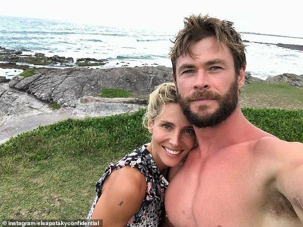 Chris Hemsworth và vợ muốn Liam ở lại Úc trong thời gian tới.