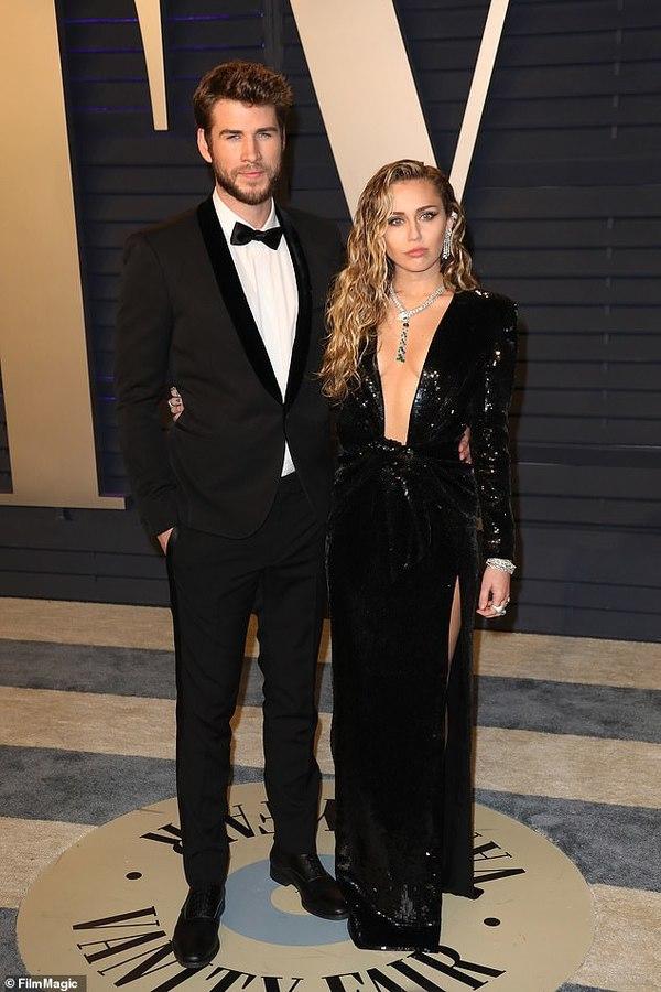 Mối tình Liam - Miley kết thúc gây tiếc nuối cho nhiều người hâm mộ.