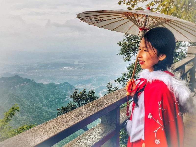 Vợ mê đồ cổ trang, 'chồng nhà người ta' dành cả thanh xuân đưa vợ đi khắp Trung Quốc và chụp hàng 'kho ảnh sống ảo' 4