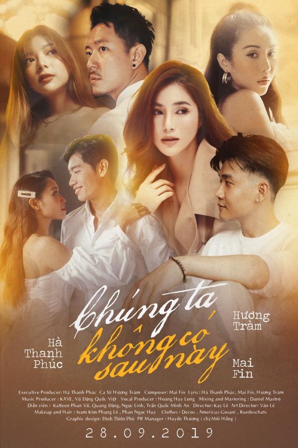 Hậu chia tay, Quang Đăng bất ngờ xuất hiện trong dự án âm nhạc của Hương Tràm 2