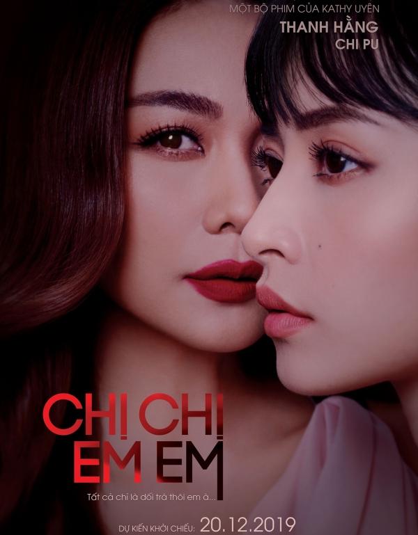 'Chị Chị Em Em' hé lộ mối quan hệ phức tạp giữa Thanh Hằng và Chi Pu 0