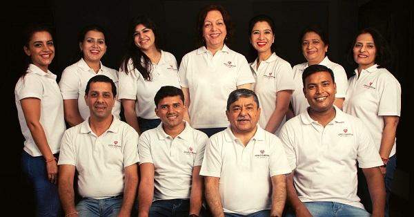 Các thành viên của Genesis Foundation