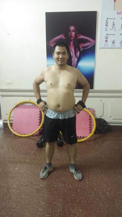 Nặng đến 97kg khiến Thành gặp nhiều khó khăn trong cuộc sống