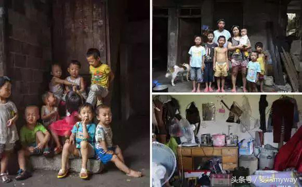 Quá nghèo khó, đôi vợ chồng sinh đứa con thứ 15 ở tuổi 71 mới được hỗ trợ tiền mua bao cao su để kế hoạch hóa gia đình 2