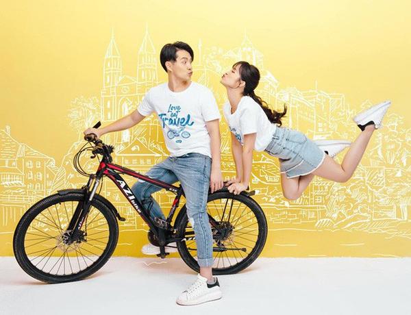 Bộ ảnh pre-wedding của Ông Cao Thắng và Đông Nhi.