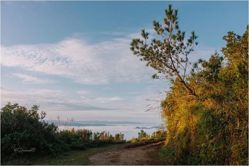 Phong cảnh nên thơ của vùng đất địa đầu Tổ quốc