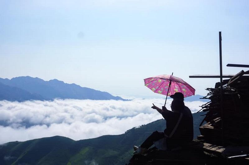 Tháng 10 này rất thích hợp để đi săn mây