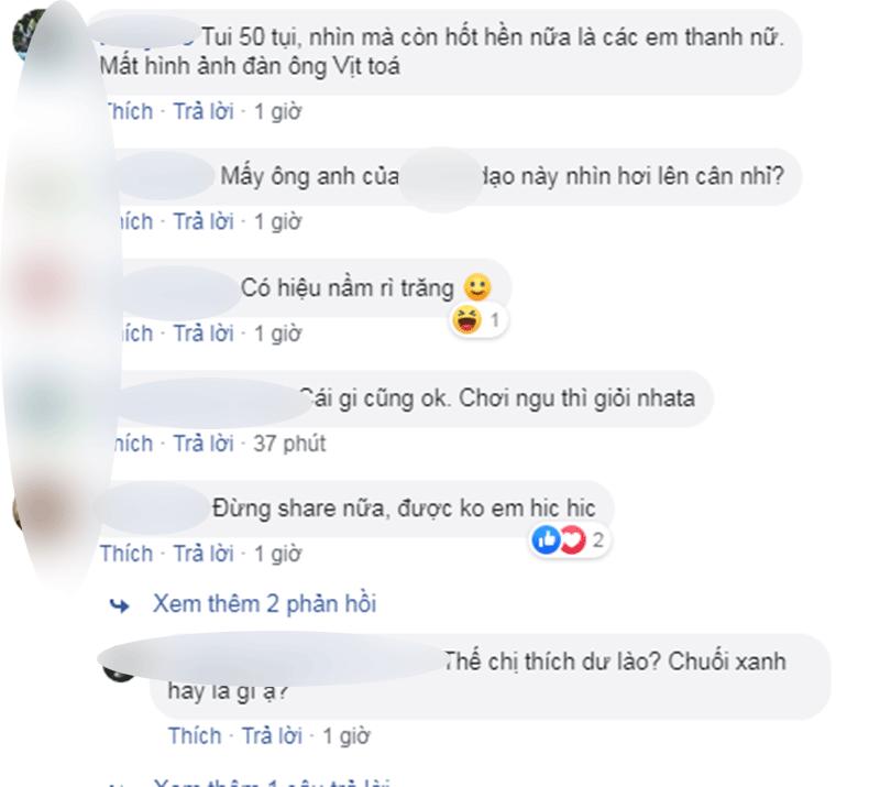 'Mất hình ảnh đàn ông Việt quá'; 'Chơi ngu thì giỏi'