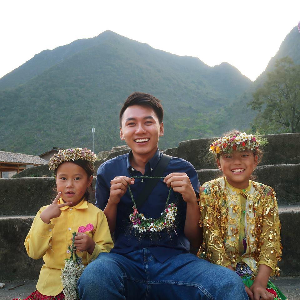 Khoai Lang Thang đã khởi động dự án xây sân chơi cho trẻ em nghèo vùng cao.