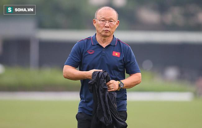 HLV Park Hang-seo gạch tên 2 hậu vệ, chốt danh sách 23 cầu thủ đấu Malaysia 0
