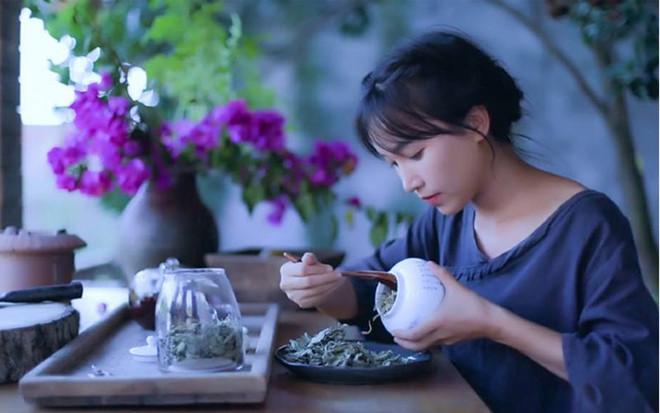 Những video đồng quê của cô gái người Trung Quốc thu về lượt xem 'khủng'.