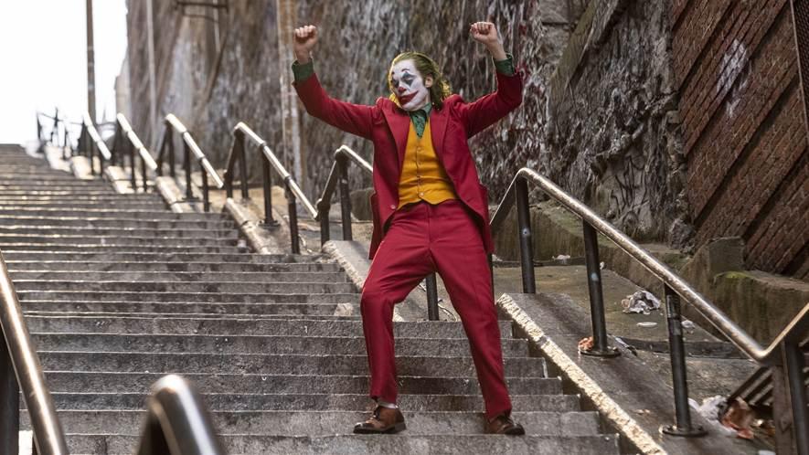 Joaquin Phoenix: 'Phượng hoàng'Hollywood vươn lên từ tro tàn 3