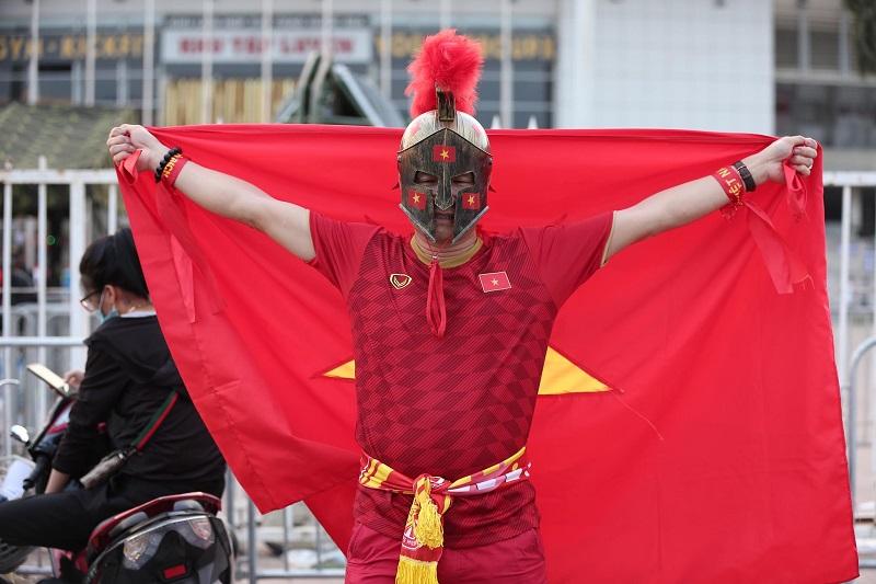 Cổ động viên Việt Nam đặt niềm tin tuyệt đối vào đội tuyển nước nhà 0